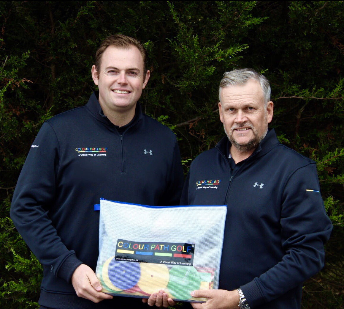 Colour Path Golf Founders