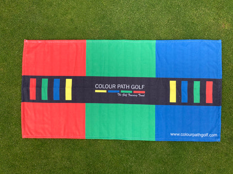 Copy of Golf Training Towel Training Course