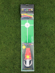 COLOUR PATH GOLF® Pure Roll Putting Plate - Green