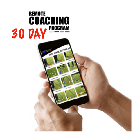 30 DAY REMOTE COACHING PROGRAM