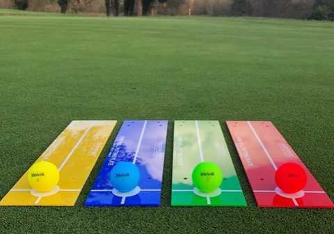 PURE ROLL PUTTING PLATE TRAINING COURSE