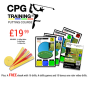 CPG TRAINING PUTTING COURSE