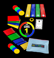 English Level 1 Certification Program (Inc. Premium Coaches Kit)