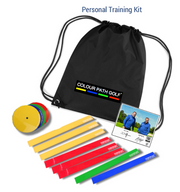 COLOUR PATH GOLF PERSONAL TRAINING KIT