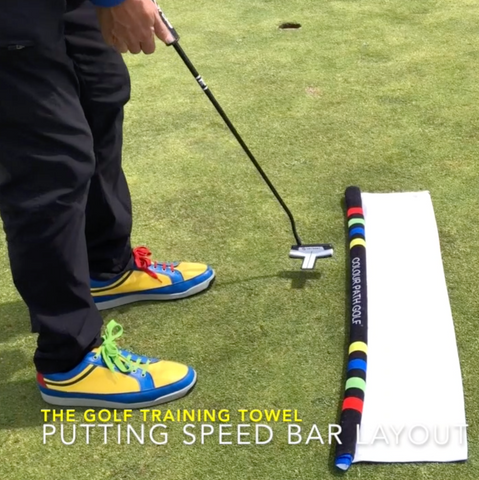 putting stance bar