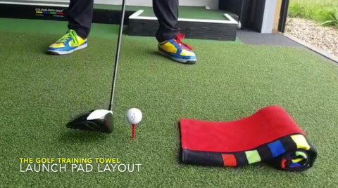 Golf Training Towel