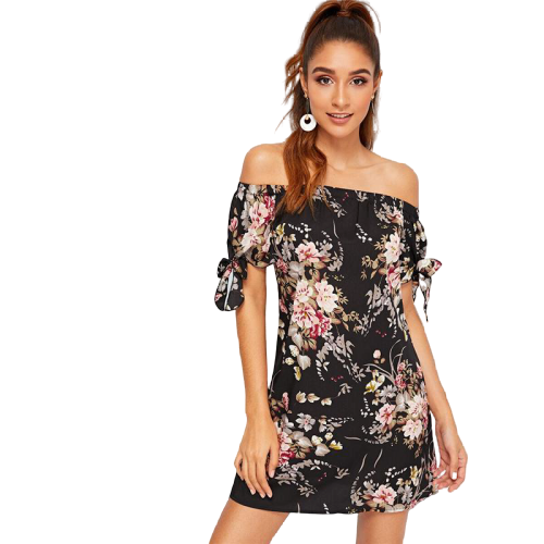 "Robe ""Floral"""