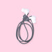 Magnetic Earphone String For Airpods - Black