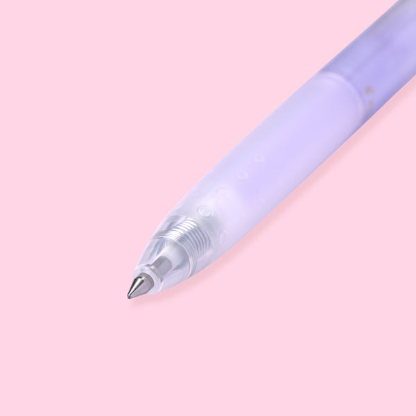 Pilot ILMILY Limited Edition Gel Ink Ballpoint Pen - Pale Tone Violet
