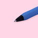 Zebra Sarasa Deco Shine Metallic Pen - 0.5mm -  Shiny Royal Blue