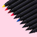 Milan Brush Markers - 10 Color Set