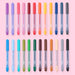 IKEA Mala Felt Tip Pen - 24 Color Set
