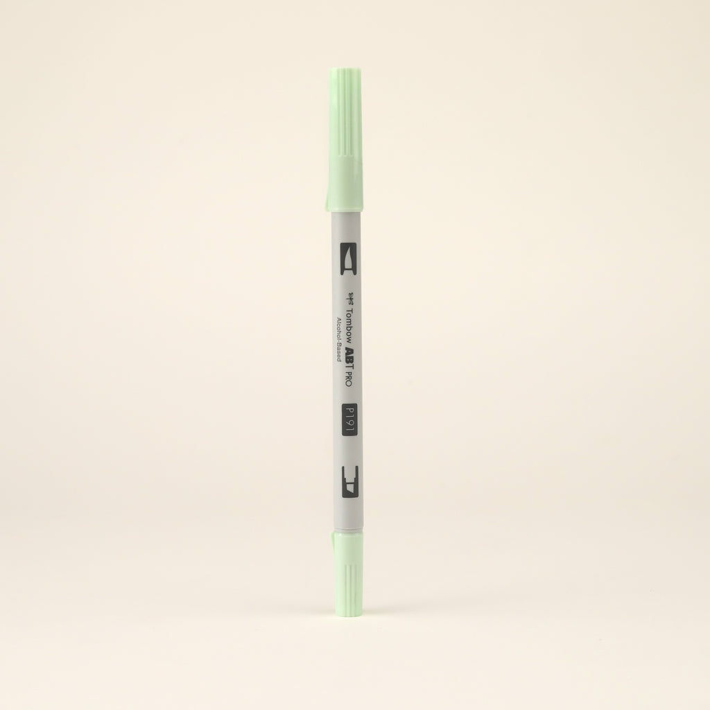 Tombow ABT PRO Alcohol-Based Art Marker - Honey Dew - P191