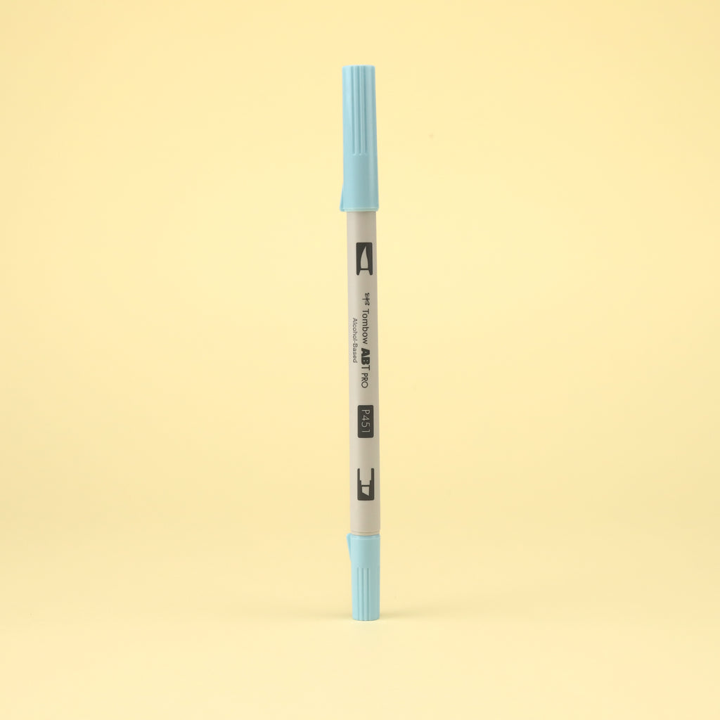 Tombow ABT PRO Alcohol-Based Art Marker - Sky Blue - P451