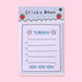 Kawaii Sticky Memo - To Do List