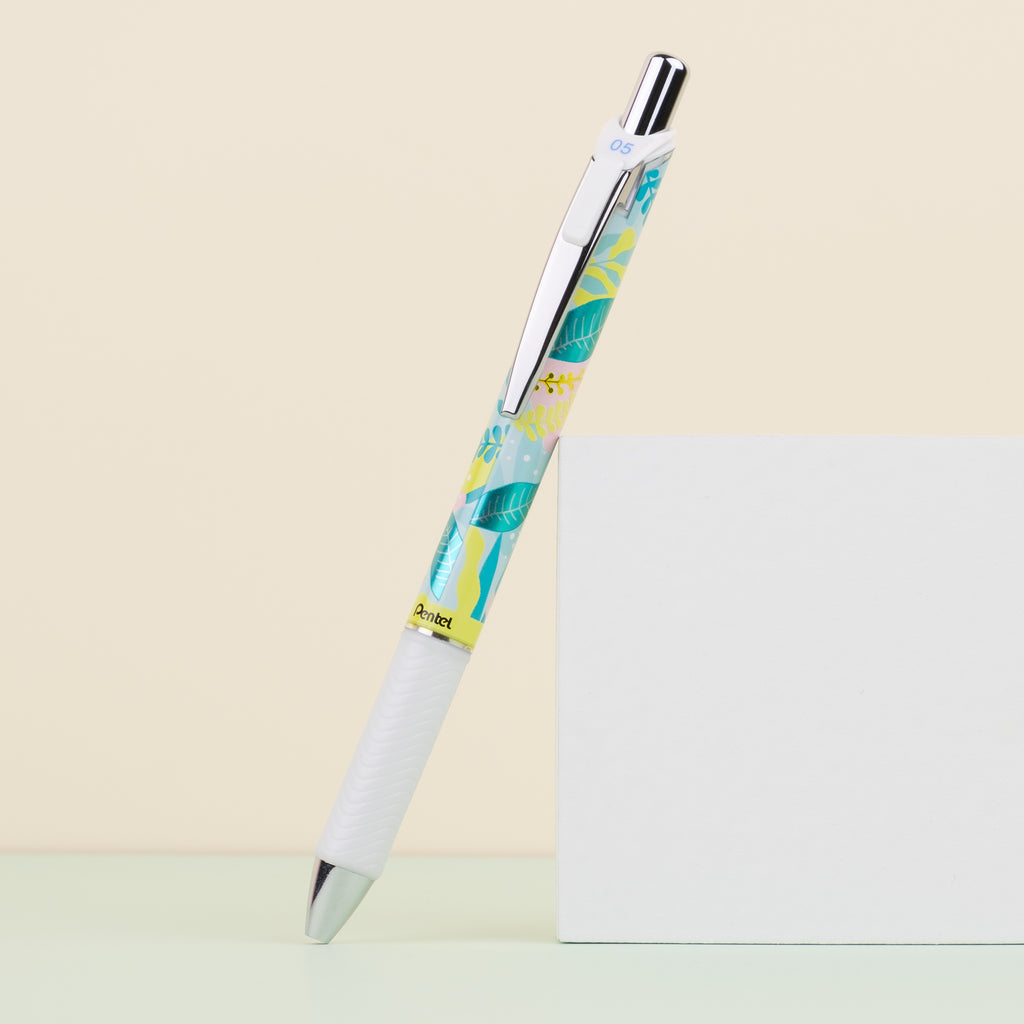 Pentel Energel Kawaii+ 4 Floral Limited Edition - 0.5 mm - Dreamy Summer