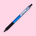 Tombow MONO Graph Lite Oil-Based Ballpoint Pen - Light Blue - Black Ink - 0.5 mm