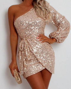 Georgia Sequin Dress