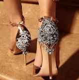 Bling Deco Shoes