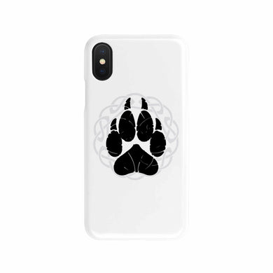 Norse Wolf Paw Phone Case Phone Case