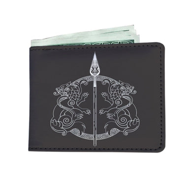 Spear of Odin Geri Freki Wallet