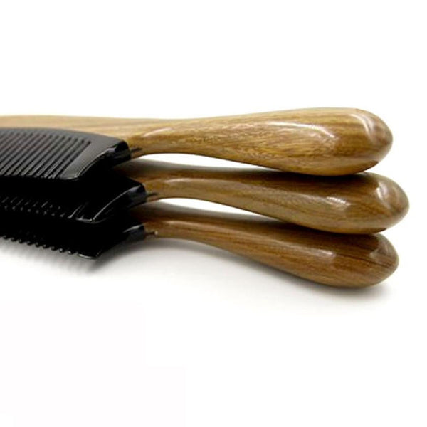 Reducing Hair-loss Care Hair Horn Comb Wooden