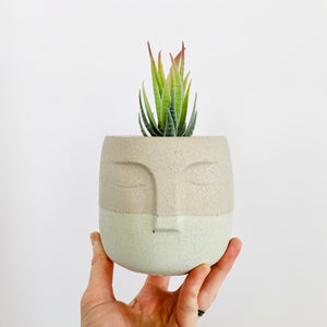 The Queen Planter - White + Pink