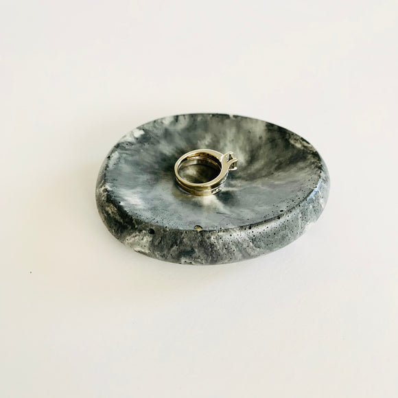 The Ella Jewelry Dish - Marbled