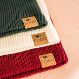 Lightweight Knit Toque