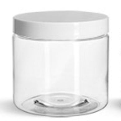 Plastic Jars - 16 oz - $0.92 Unit