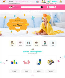 Baby Niche Shopify Store