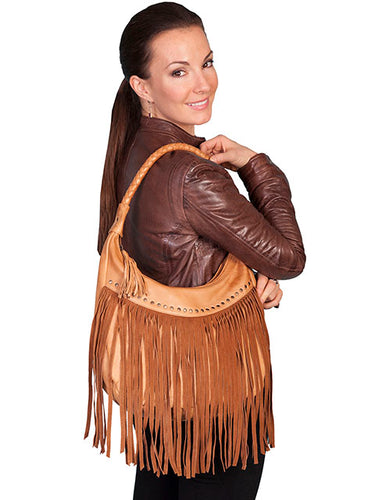 Soft Leather Fringe
