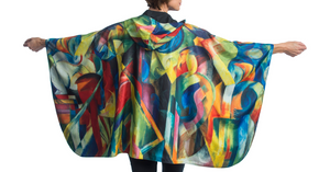 Franz Marc Stables Travel Cape
