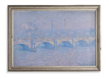 Load image into Gallery viewer, Monet Waterloo Bridge