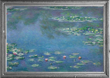 Load image into Gallery viewer, Monet Water Lilies