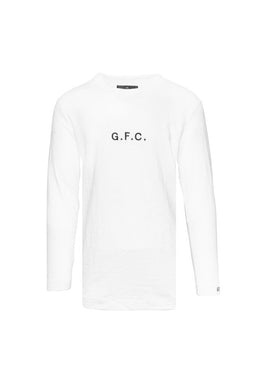 GFC Shield L/S (White)
