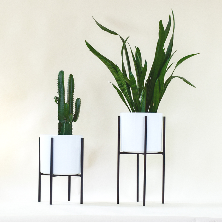 The Oliver - Mid Century Modern Plant Stand Set - Plant Stands - By plantwares™