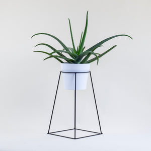 "Tulameen 18"" Floor Planter - Plant Stands - By plantwares™"