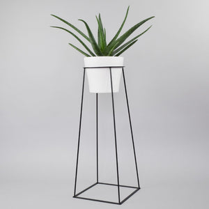 "Tulameen 28"" Floor Planter - Plant Stands - By plantwares™"