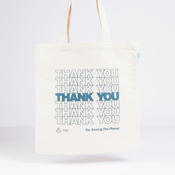 Tap's Thank You Tote