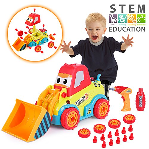 Take Apart Car Construction Toys For 3 4 5 Years Old Boys Girls