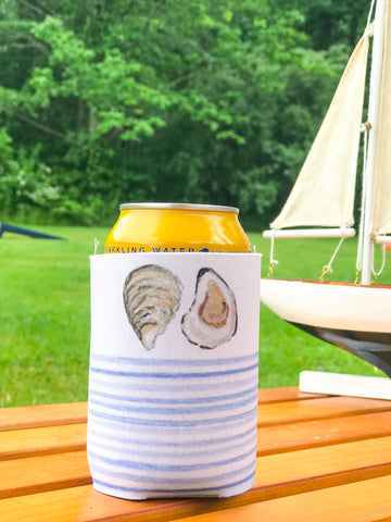 Oyster Drink Coozie