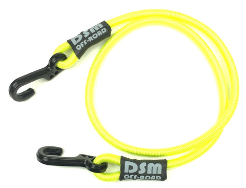 Kinetic Tow Straps (Yellow)
