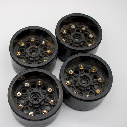 2.2 Wheels 40mm Deep (Set of 4)
