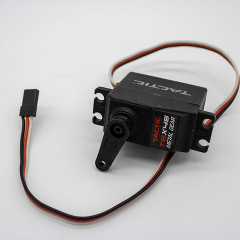 Tactic TSX45 Standard High-Torque Metal Gear 2BB Servo (Used)