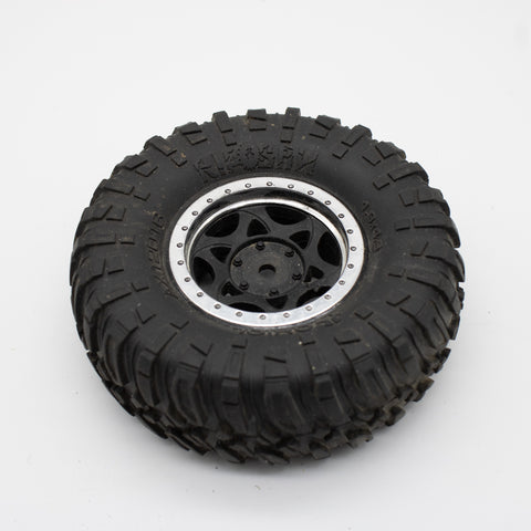 Ripsaw R35 Compound 1.9 Tire with Glue on Wheel (SINGLE) - Used
