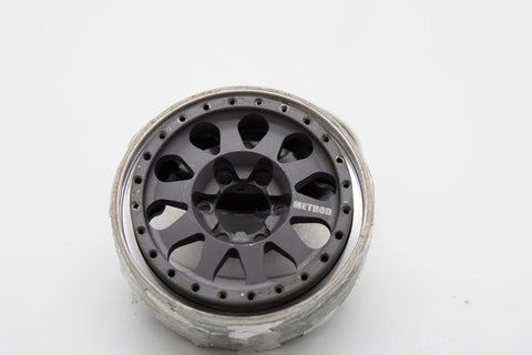 METHOD 1.9 RACE WHEEL 101 GREY ANODIZED V2 (2) - Used
