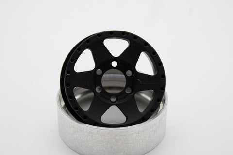 METHOD 1.9 RACE WHEEL 310 BLACK ANODIZED (SINGLE) - Used Metal Inner Ring