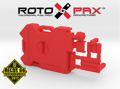 RotopaX 2 Gallon Cell by Knights Customs