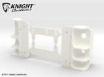 SCX10 II XJ CHEROKEE Rear Light Housing